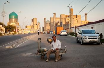 Самарканд: туристическая жемчужина Убекистана