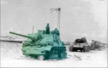 «Могила Панцерваффе»- последняя оборонительная операция Красной Армии в 1945 году