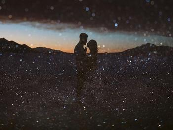 В другом измерении: потрясающие фотографии Эрика Флоберга в технике двойной экспозиции