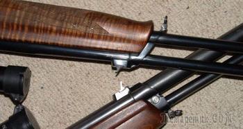 МР-94 Экспресс – винтовка с вертикальным расположением ствола под патроны «магнум»