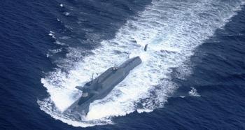 Китай запустил магнитогидродинамическую подводную лодку
