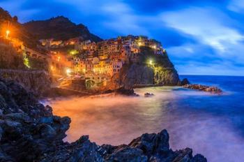 Самые живописные города, возведённые на скалах