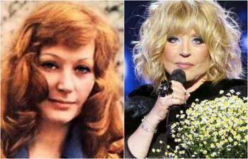 13 известных российских знаменитостей в начале карьеры и сегодня
