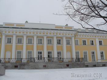 По волнам моей памяти... Каменноостровский дворец