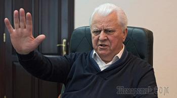 «Странные надежды»: Кравчук ждет возвращения Крыма и Донбасса