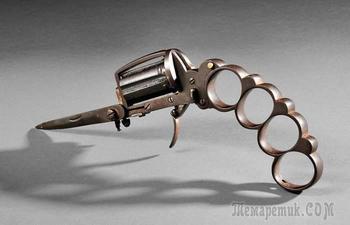 Креатив во имя разрушения: 10 неординарных видов оружия, которые создал человек в прошлом
