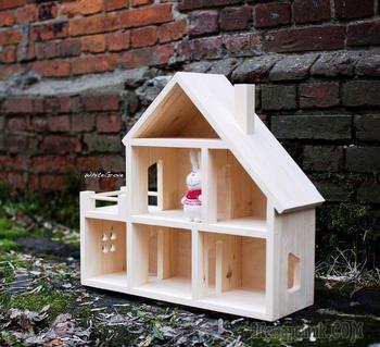 Создаем кукольный домик своими руками
