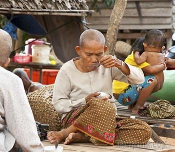 Национальные табу или чего нельзя делать в Камбодже