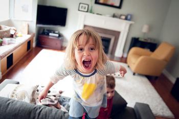 Нормальные дети - это шумные дети