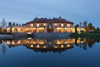 Роскошный особняк в пригороде Киева