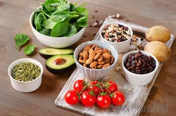 Обед для Рапунцель: правильное питание для здоровья волос