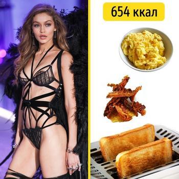 10 завтраков, которые помогают моделям поддерживать сногсшибательную форму