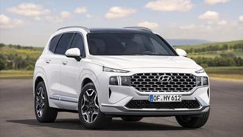 Обновленный Hyundai Santa Fe 2021 представлен официально
