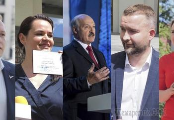 Президентские выборы в Белоруссии. Главное