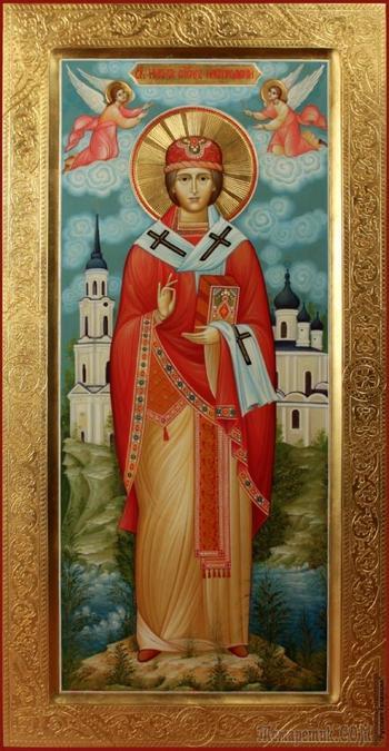 Святитель Никита, затворник Печерский, епископ Новгородский