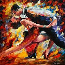 ГОРЕНИЕ В ЛЮБВИ... ( старинное танго )