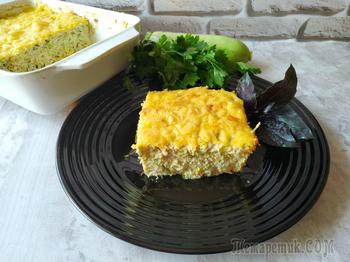 Обед из кабачков и фарша без особых усилий готов!