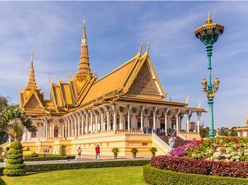 Самые красивые королевские дома по всему миру