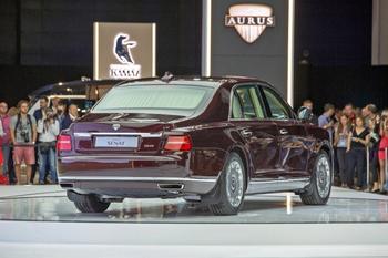 5 причин, почему российский «Аурус» скоро станет популярнее, чем Maybach и Rolls-Royce