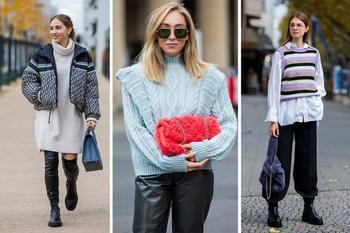 Вязаные вещи для женщины после 40, которые не захочется снимать всю зиму