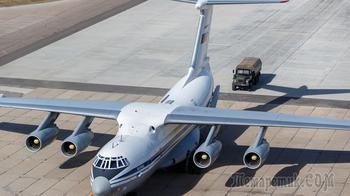 «Очень мило»: Россия направила борт с помощью в США