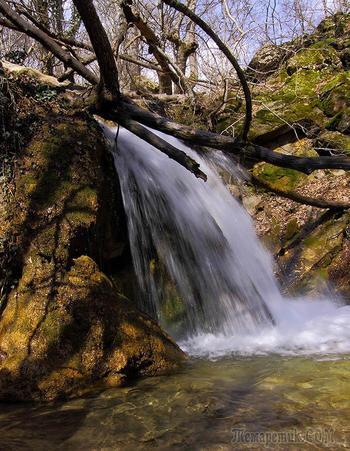 Водопады Крыма. 5. Водопады долины реки Алака