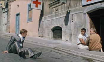 Как в советском кино снимали сцены про заграницу