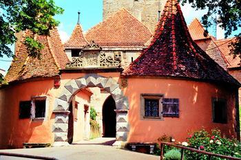 10 самых сказочных городов Германии