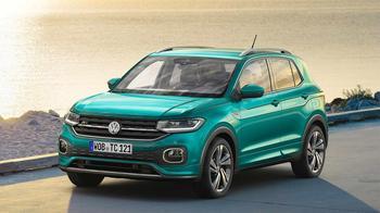 Volkswagen T-Cross 2019 – маленький паркетник Фольксваген Т-Кросс
