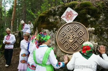 Как живут настоящие язычники России и что делают марийцы в своих священных рощах