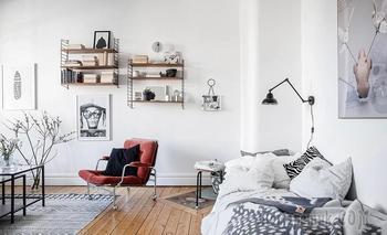 Маленькая квартирка в Гётеборге