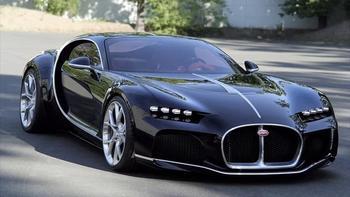 Bugatti Atlantic: роскошный спорткар с грифом «секретно»