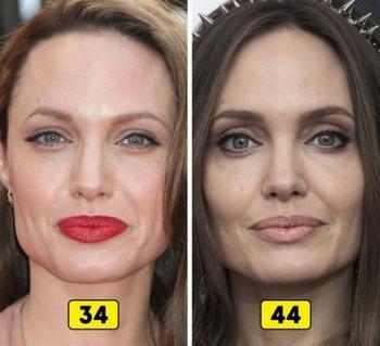 26 фотографий, наглядно показывающих, как изменились знаменитости за последние 10 лет