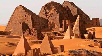 Не Египтом единым: где и для чего древние строили пирамиды