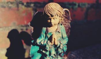 Молитва Ангелу-хранителю в минуты отчаяния