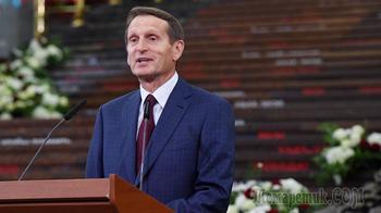 «Даже неудобно комментировать»: глава СВР отверг обвинения в атаке на госсектор США