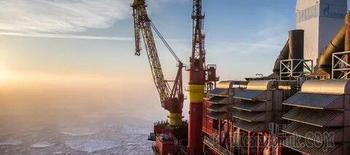 """""""Газпром"""" и Wintershall Dea начали добычу газа на шельфе в Северном море"""