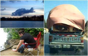 17 фотографий, на которые определенно стоит взглянуть дважды