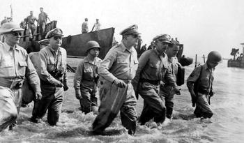 Манильская бойня или Возвращение Макартура