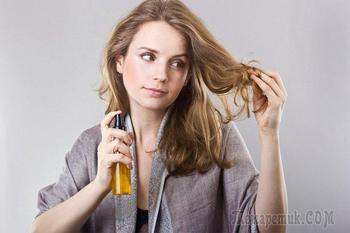 Спреи для волос: как сделать в домашних условиях?
