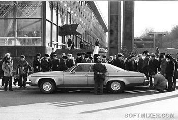 Как покупали иномарки в СССР