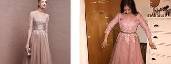 Покупка выпускного платья в Интернете: ожидание и реальность