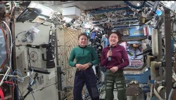 В космос оправится первая женская экспедиция