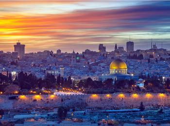 Мистический Израиль: путешествие к истокам мироздания