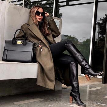 20 модных луков осень-зима 2020-2021: безупречные варианты для стильных женщин