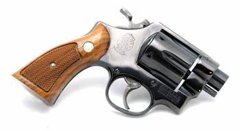 Револьверы, стреляющие бесшумно, AAI QSPR (США)