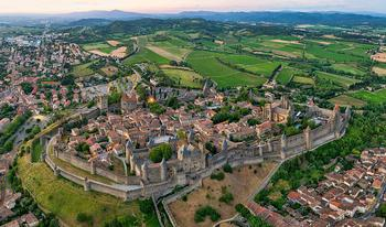 Крепость Каркассон: самый знаменитый средневековый город в мире