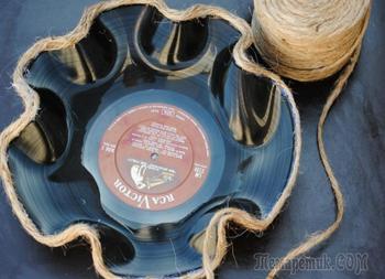 Виниловая пластинка: вдохновение для винтажной атмосферы в вашем доме