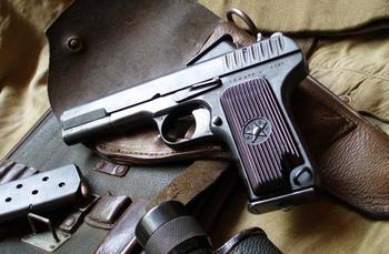 Травматический пистолет ТТК - обзор, характеристики
