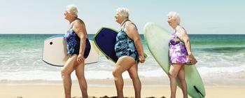 Почему европейские и американские пенсионеры хорошо выглядят и много путешествуют?